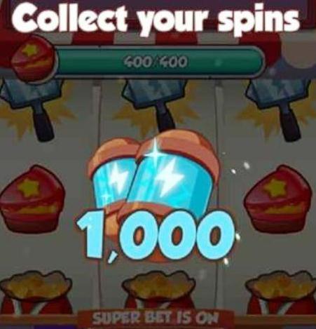 Reward Guide: Coin Master 1000 Spins [No Hacks or Cheats]